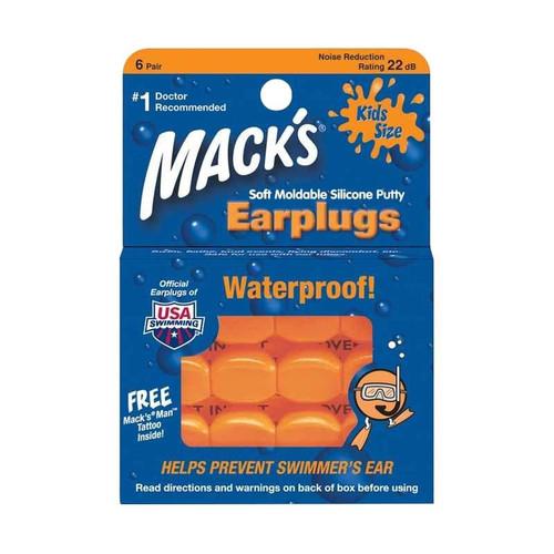 Foto Produk Mack's EarPlug Kids Size 6pair dari Marveila & Friends