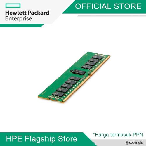 Foto Produk 805349-B21 HPE 16GB (1x16GB) Single Rank DDR4-2400 dari HPE Flagship Store