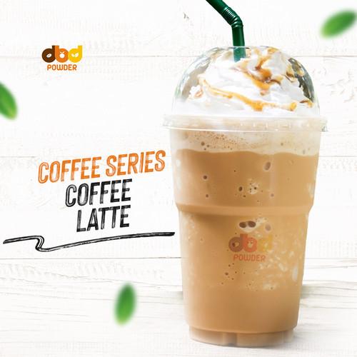 Foto Produk Bubuk Minuman Kopi Susu - Powder Coffee Latte | DBD Powder dari DBD POWDER Official