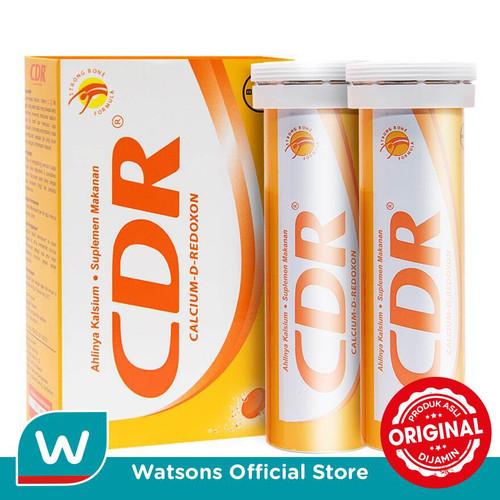 Foto Produk CDR Effervescent 20's (Tube) dari Watsons Indonesia