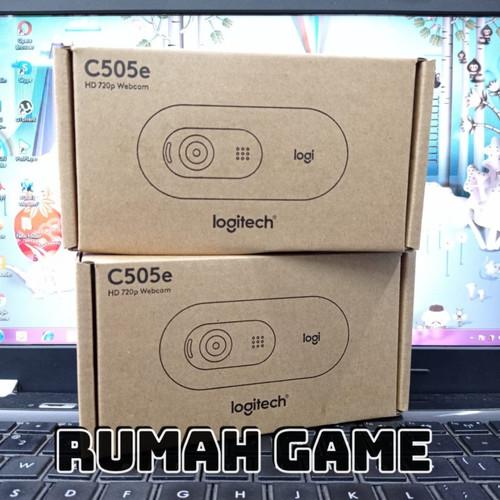 Foto Produk Logitech Webcam B525 / C525 Original - Webcam dari Rumah Game