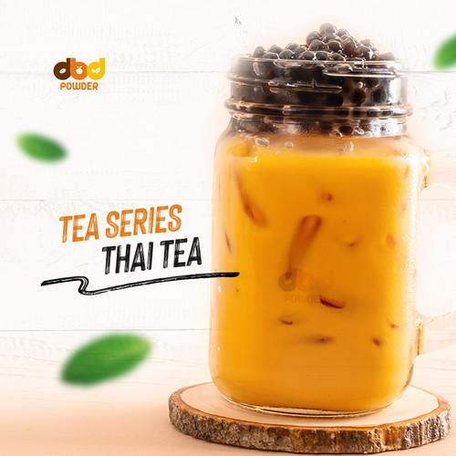 Foto Produk Bubuk Minuman Thai Tea - Powder Thai Tea   DBD Powder dari DBD POWDER Official