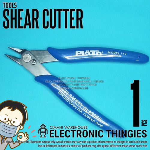 Foto Produk SHEAR CUTTER TANG POTONG dari Electronic Thingies
