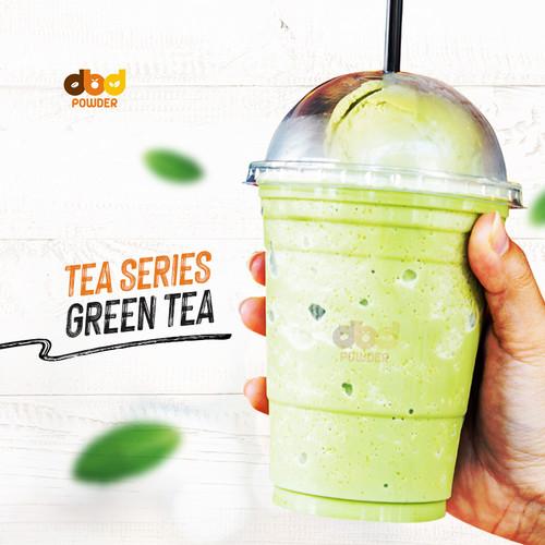 Foto Produk Bubuk Minuman Green Tea - Powder Green Tea   DBD Powder dari DBD POWDER Official