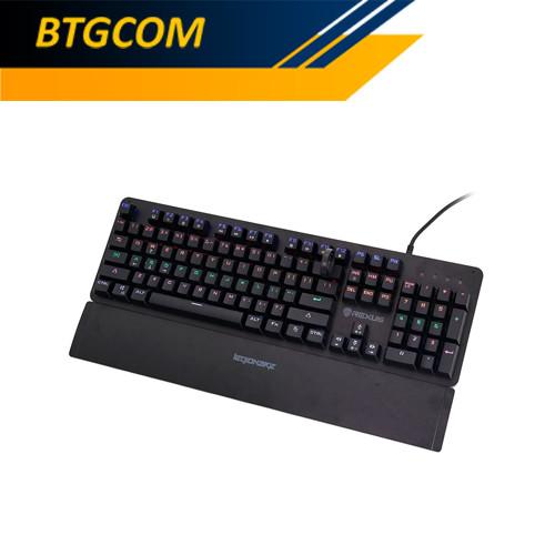 Foto Produk Rexus Legionare MX3.2 [RX-MX3.2] Mechanical Red Switch Gaming Keyboard dari BTGCOM