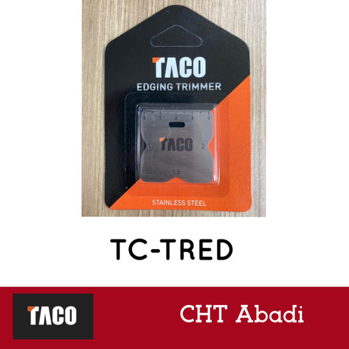 Foto Produk TRIMMER EDGING TACO - Orange dari CHT Abadi