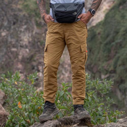 Foto Produk Celana Orca Evo - Celana Quickdry Mountaingeer - Celana Waterepellent - hijau army, XL dari SAMAGAHA_OUTDOOR