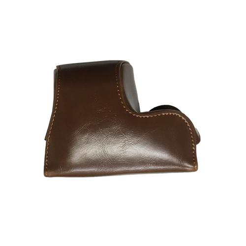 Foto Produk CAMWEAR Leather Case Sony A5100 (Dark Brown) dari Focus Nusantara