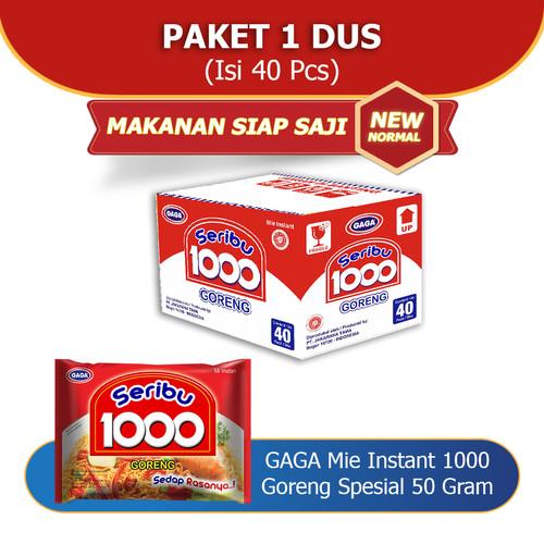 Foto Produk GAGA 1000 Goreng Spesial 50g (1 dus = 40 pcs) dari Gaga Official Store
