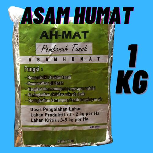 Foto Produk Asam Humat AH MAT Pupuk Pembenah Tanah 1 KG dari Joyniem store