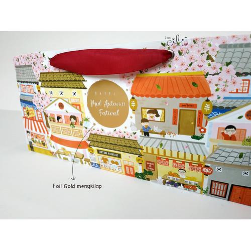 Foto Produk ( PAPERBAG MOONCAKE CHINATOWN ) paperbag mooncake kue bulan dari i am CiLi