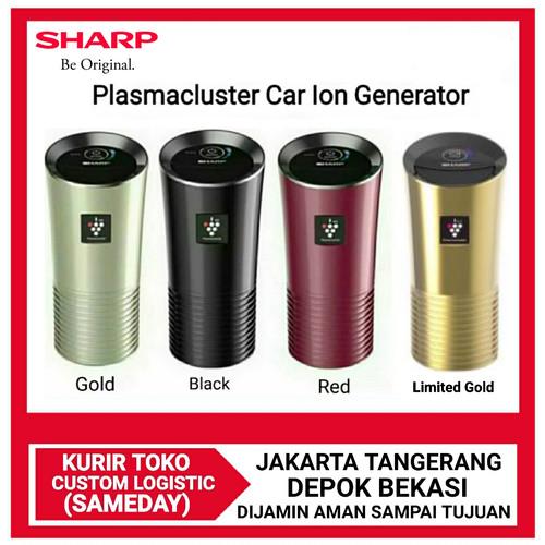 Foto Produk Sharp Car Air Purifier (IG-GC2Y B/N/P) - Hitam, NO BUBBLE WRAP dari DPRINCE