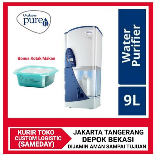Foto Produk Unilever Pure It Dispenser Air Classic Blue - 9L - NO BUBBLE WRAP dari DPRINCE