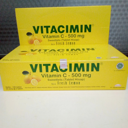 Foto Produk Vitacimin lemon/Box dari Love Beauty Complete