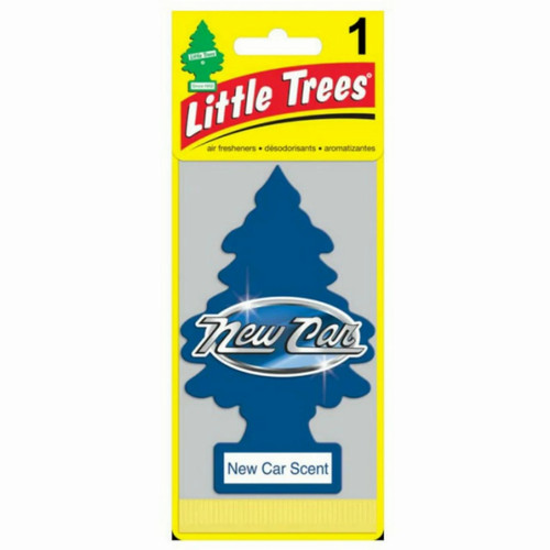 Foto Produk PARFUM LITTLE TREES NEW CAR SCENTS ORIGINAL USA dari MovenGrosir