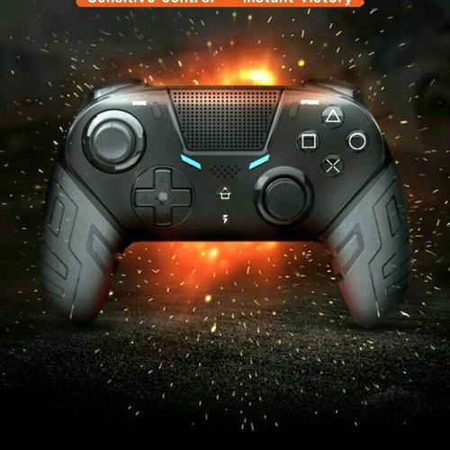 Foto Produk Stick Stik Wireles Controller Gamepade For PS4 /IOS / ANDROID/PC-Q300 dari Ajeng Store Playstation