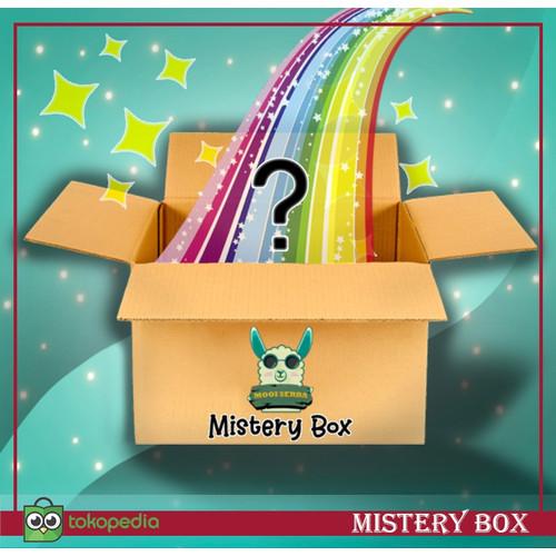 Foto Produk Misteri Box Mooi Serba - paket 1 dari Mooi Serba
