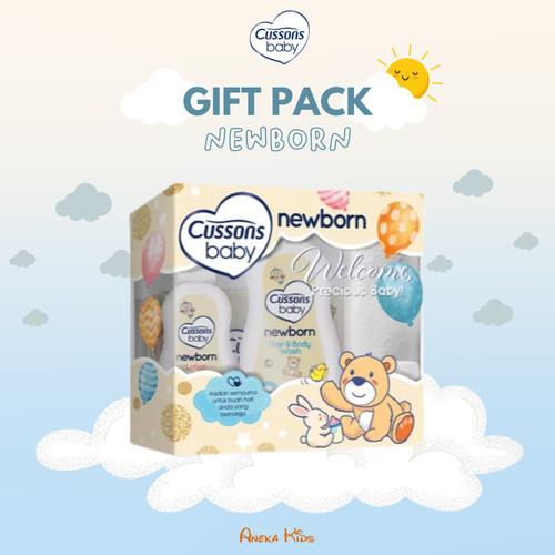 Foto Produk Cussons Baby Gift Pack for Newborn dari anekakidsbaby