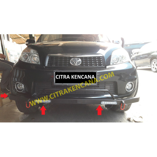 Foto Produk PAKET TANDUK + TOWING RUSH TERIOS dari CITRA KENCANA
