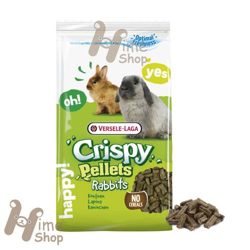 Foto Produk Versele Laga Crispy Pellet Rabbit 2000gr 2kg Makanan Kelinci Bunny - EXP 2022-09 dari Hime petshop
