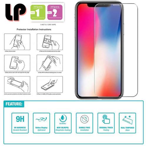 Foto Produk LP HD Tempered Glass iPhone 11 - 6.1 Antigores Protector Clear Ori dari Logay Accessories