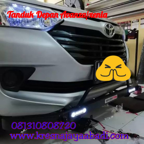 Foto Produk PROMO PAKET TANDUK + TOWING BELAKANG AVANZA/XENIA dari KRESNA CAR ACCESORIES