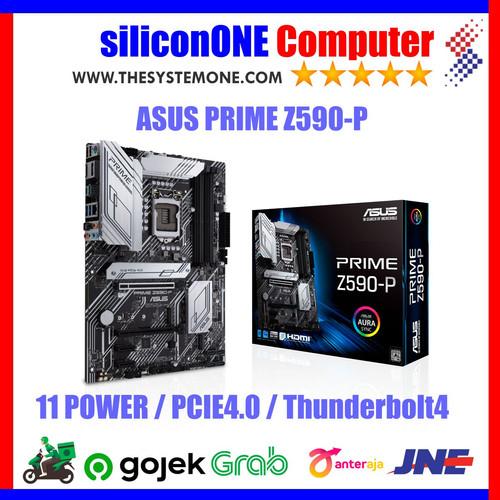 Foto Produk ASUS PRIME Z590-P Z590 dari silicon ONE Computer
