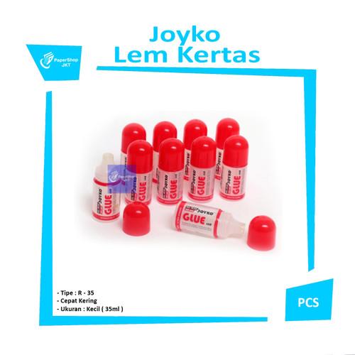 Foto Produk Lem Kertas Cair Joyko Kecil R-35 Ecer! dari Paper Shop Jkt
