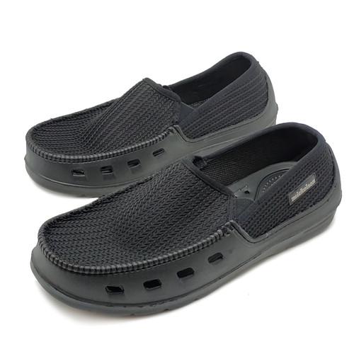 Foto Produk SFU SEPATU CASUAL SLIP ON PRIA Ardiles Mickelson NUEFO - HITAM, 43 dari Shoes For Us