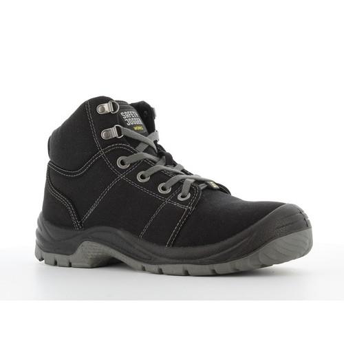 Foto Produk Sepatu Safety Jogger Desert S1P Black dari Mulia Komputer