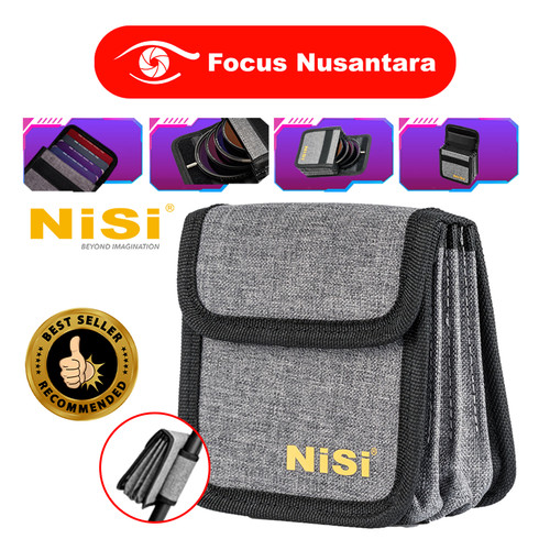 Foto Produk NISI Filter Pouch for 4 Filters Holds 4 Filters up to 95mm dari Focus Nusantara