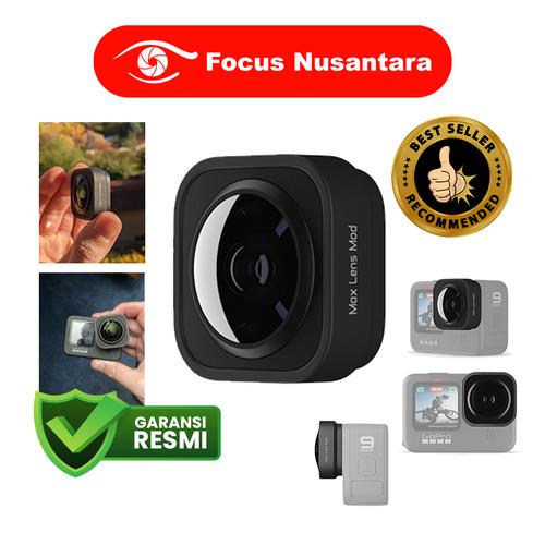 Foto Produk GOPRO Max Lens Mod (Hero9 Black) dari Focus Nusantara