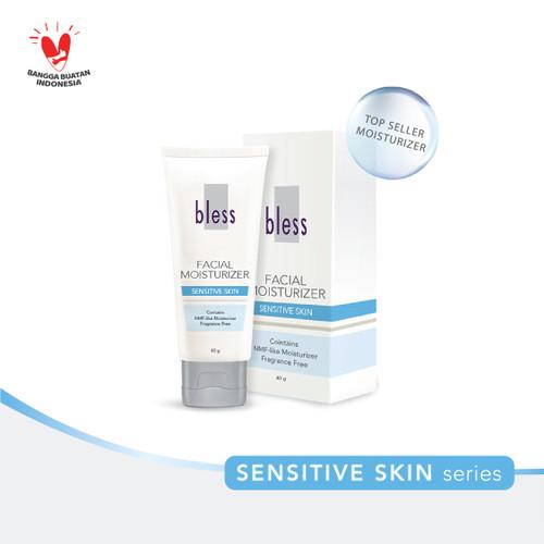 Foto Produk Bless Facial Moisturizer For Sensitive Skin dari Bless Cosmetics ID