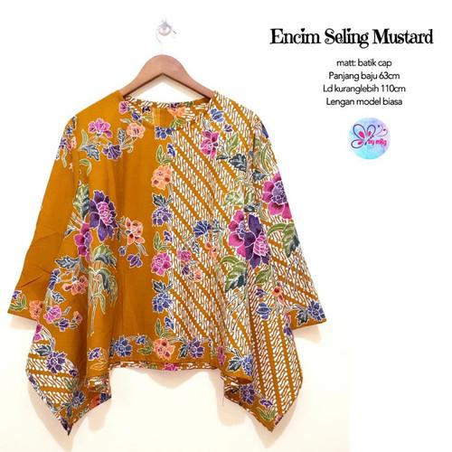 Foto Produk blouse kartini bougenville premium dari Jivan Batik