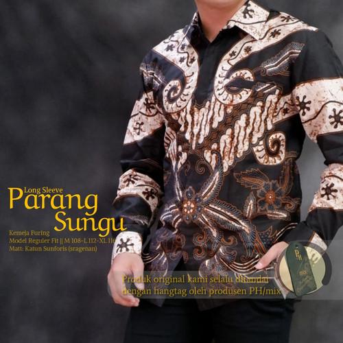 Foto Produk kemeja batik baswara premium dari Jivan Batik