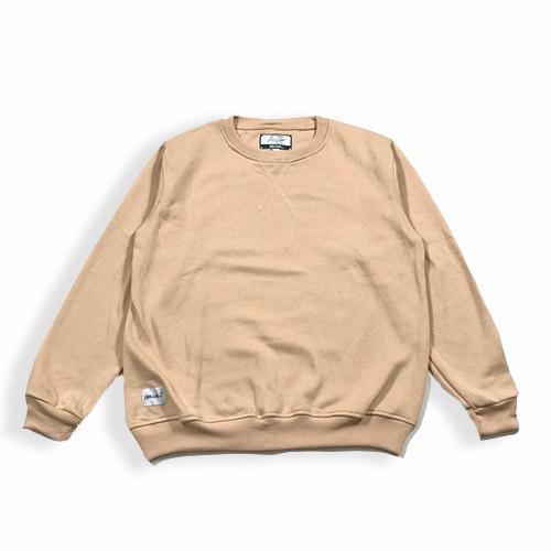 Foto Produk Hoodieku Sweater Polos Basic Cream - Pria - XL dari hoodieku official