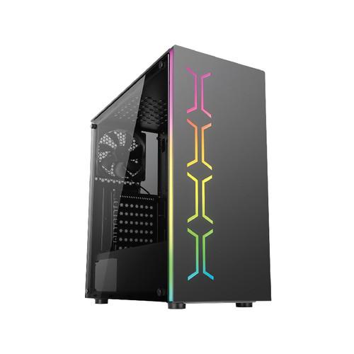 Foto Produk PC Gaming Rakitan Core i7 3770 + GTX 1050 Ti - Siap Main Game Berat - 8GB/120GB dari Market Computer