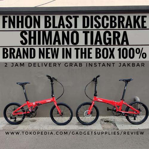 Foto Produk Fnhon Blast DB Shimano Tiagra not Pikes troy ecosmo 3sixty brompton dari JUALGADGETS
