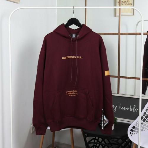 Foto Produk JAKET SWEATER BASTERCOLD HOODIE ORIGINAL BASTER COLD CLUB HIJAU - Hijau, M dari LGM shop