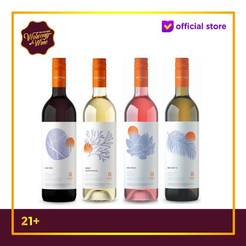 Foto Produk Hatten Wine Aga Series 750ml - Aga Red dari Waroeng Wine GS