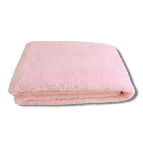 Foto Produk Chliya Bath Towel - Handuk Mandi Dewasa - Merah Muda dari Chliya Towel