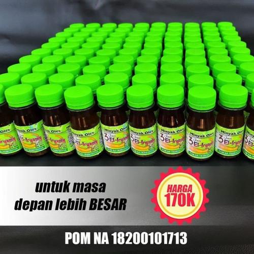 Foto Produk EL IRYANIY MINYAK DAUN BUNGKUS TIGA JARI/HERCULES PEMBESAR ASLI PAPUA dari Pegro Indonesia
