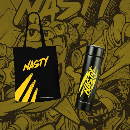 Foto Produk Tas Totebag dan Tumbler Ekslusif NASTY Project dari NASTYProject