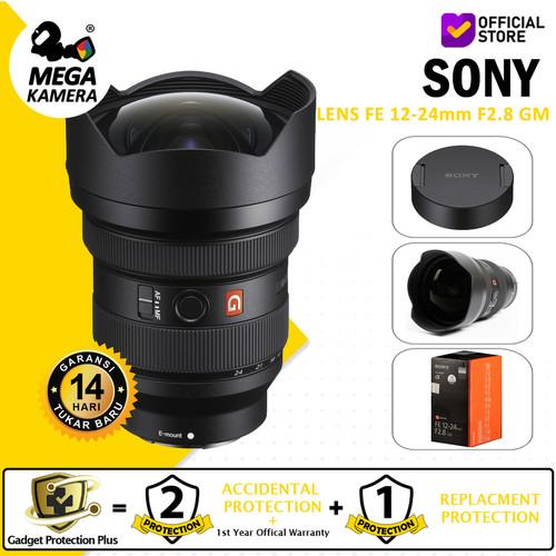 Foto Produk Sony Lens FE 12-24mm f/2.8 GM - Lensa Mirrorless Kamera - Wide dari Megakamera