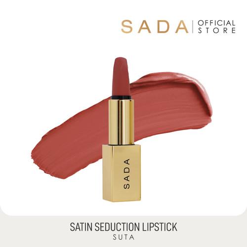 Foto Produk SADA by Cathy Sharon Satin Seduction Lipstick - 01 Suta dari SADA BY CATHY SHARON
