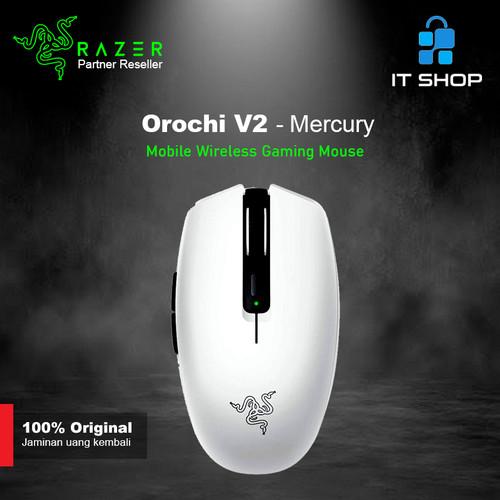 Foto Produk Razer Mouse Wireless Orochi V2 - Mercury dari IT-SHOP-ONLINE