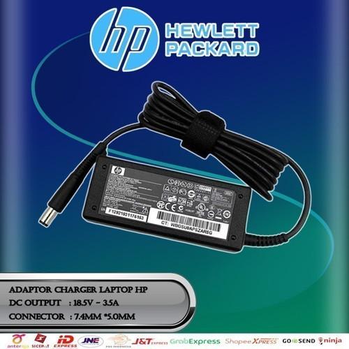 Foto Produk Adaptor Charger Laptop HP Elitebook 8440P 8460P 8470P 18V 3.5A ORI dari JHESTORES