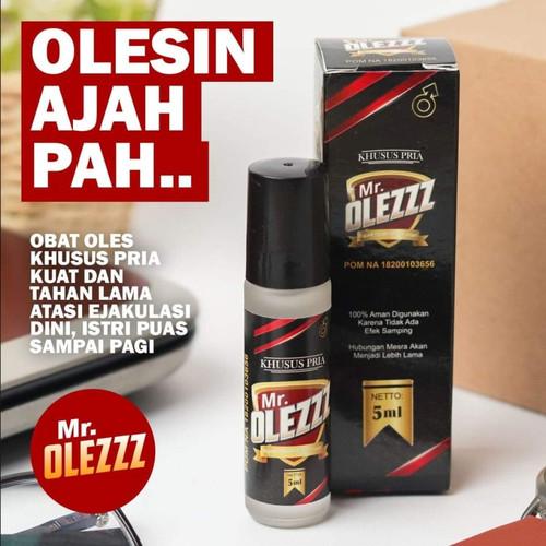 Foto Produk Mr Olezzz BPOM HAJAR - JAHANAM OBAT-KUAT HERBAL ORIGINAL 100% dari Pegro Indonesia