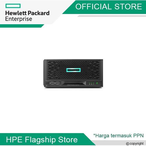 Foto Produk MicroServer G10 Plus E-2224 - 4 CORE 3.4GHz, 32GB, 4TB SATA, KM dari HPE Flagship Store