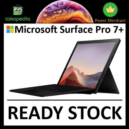 Foto Produk Microsoft Surface Pro 7 Plus i5 i7 8GB 16GB RAM 128GB 256GB 2021 i3 7+ - i5 ram8gb 128gb dari Big Berry Cellular